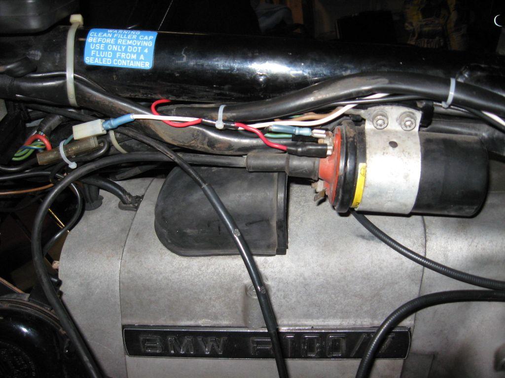 euro motoelectrics enduraspark electronic ignition for bmw bmw