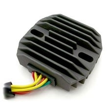 enduralast moto guzzi voltage regulator & rectifier  replaces bosch 3 phase diode board rectifier view larger photo email